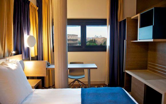 Mercure Roma Centro Colosseo 4*