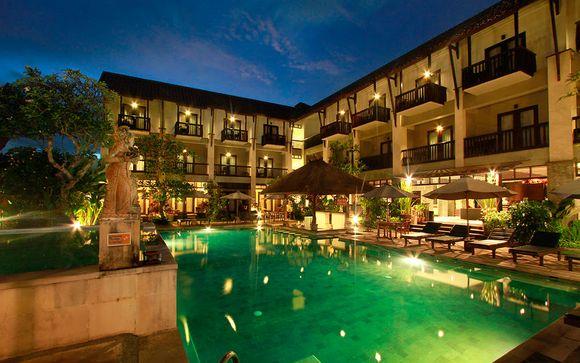 Sus hoteles