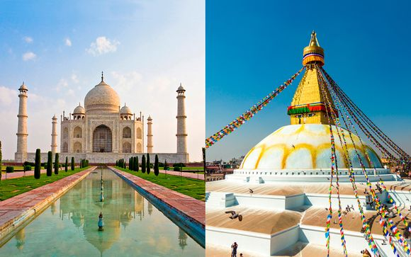 India Delhi - Circuito India y Nepal desde 800,00 €