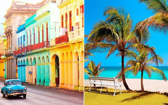 Combinado La Habana y Varadero en Hoteles Meliá 5*