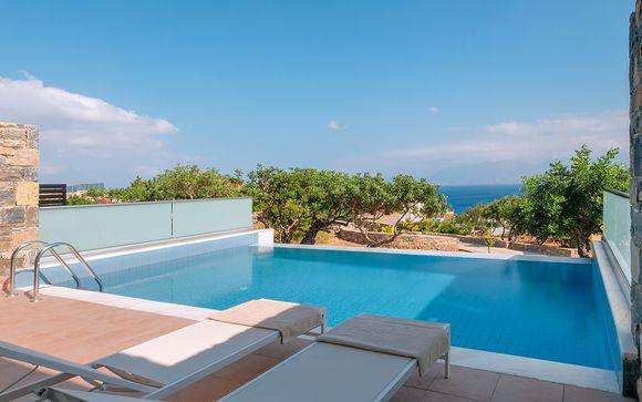Aghios Nikolaos Creta en Voyage Prive por 237€