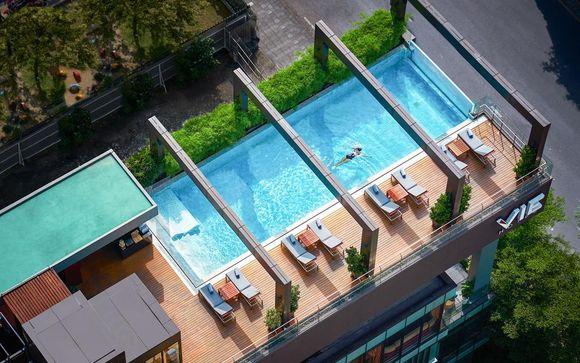VIE Hotel Bangkok - MGallery 5* (solo con la oferta 2)