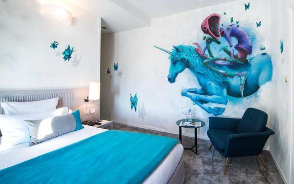 Hotel Des Beaux Arts 4*