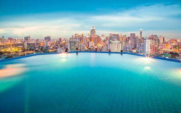 Column Hotel Bangkok 4* y Beyond Resort Kata Phuket 4*