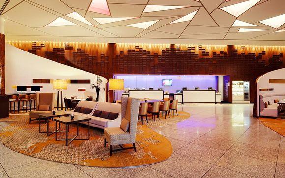 Alemania Berlín - Sheraton Berlin Grand Hotel Esplanade 5* desde 138,00 €