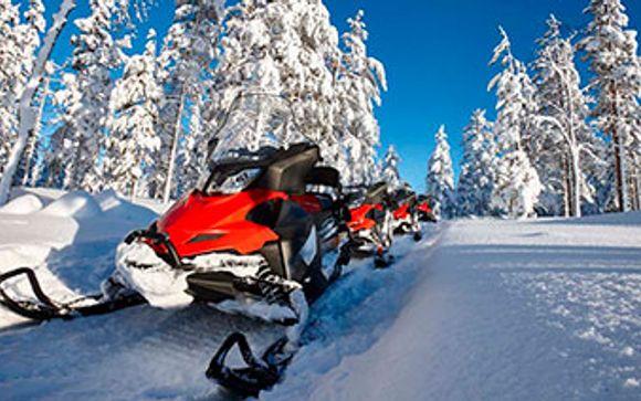 Arctic City Hotel 4*, en Rovaniemi (oferta 2)