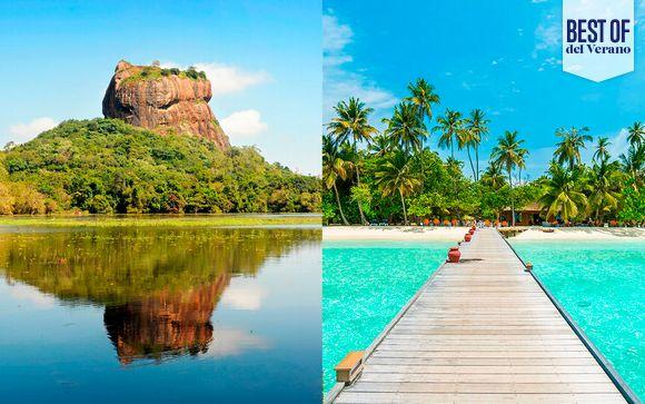 Maldivas Male - Sri Lanka y Maldivas desde 1.783,00 €