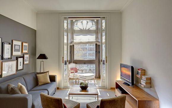 España Barcelona - Sixtyfour Apartments desde 299,00 €