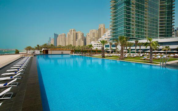 Doubletree by Hilton Dubai Jumeirah Beach 4*