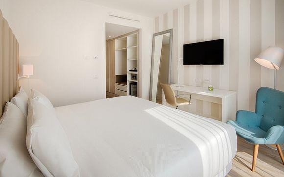 El Hotel NH Trento 4* le abre sus puertas