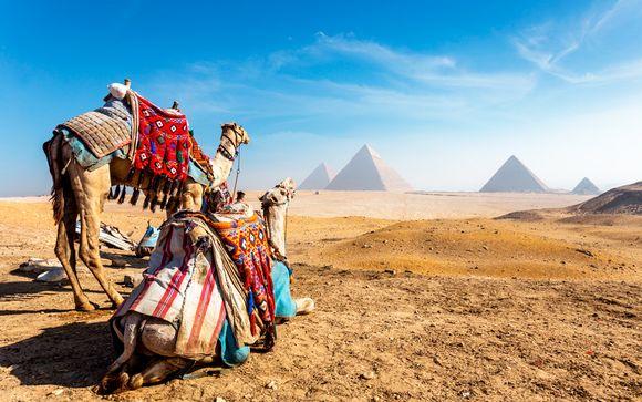 Egipto El Cairo - Descubre Egipto con Hotel Marriott 5* desde 910,00 €