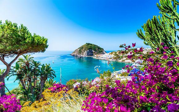 Italia Nápoles - Combinado Nápoles e Ischia con traslados desde 444,00 €