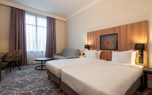 Radisson Blu Hotel Paris, Marne-la-Vallée 4*