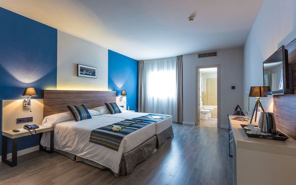 Granada: Hotel Urban Dream 4*