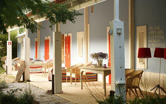 Portugal Alentejo – Herdade da Matinha Country House &amp Restaurant  desde 88,00 ? Alentejo Portugal en Voyage Prive por 88.00 EUR€