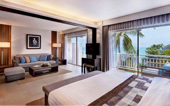 Hotel Cape Panwa 5*