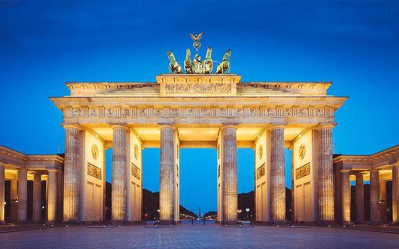 República Checa Praga - Berlín y Praga en 4* desde 525,00 €