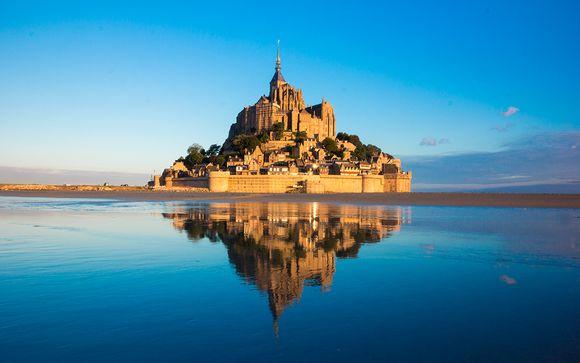 De Nantes a París: 6 noches de circuito con vuelos