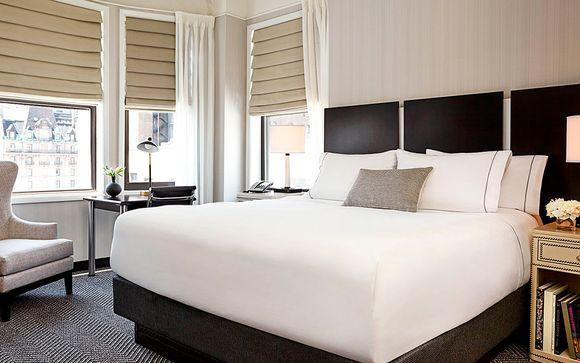 The Gregory Hotel New York 4* (solo opción 2)