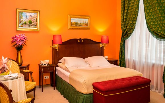 Gallery Park Hotel & SPA 5*