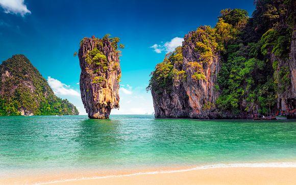 Viaja al paraíso del sudeste asiático con vuelos