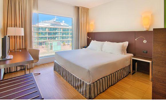 El Hotel NH Savona Darsena 4* le abre sus puertas