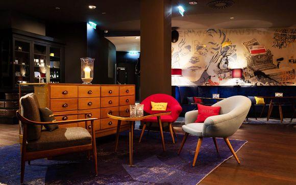 Austria Viena - Ruby Marie Hotel Vienna desde 45,00 €