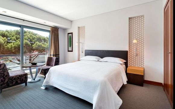Su hotel 5* en Cascáis