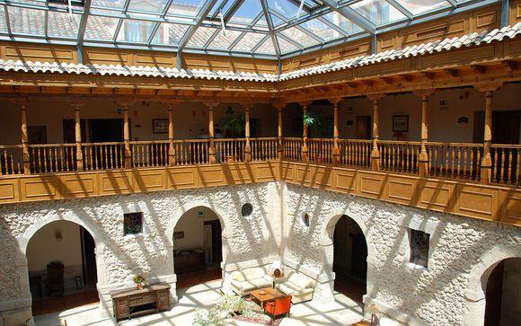 Hotel Spa Convento Las Claras 4*