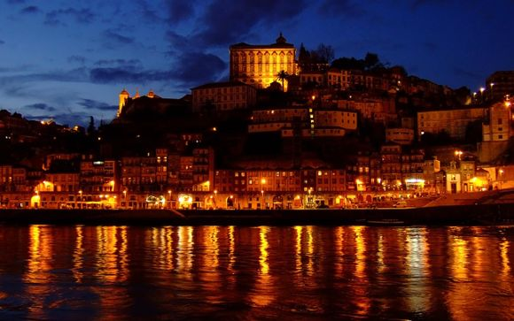 ¡Completa tu estancia en Oporto!