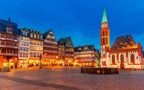 Frankfurt te espera