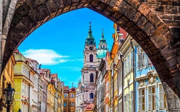 República Checa Praga - K+K Hotel Fenix 4* desde 108,00 €