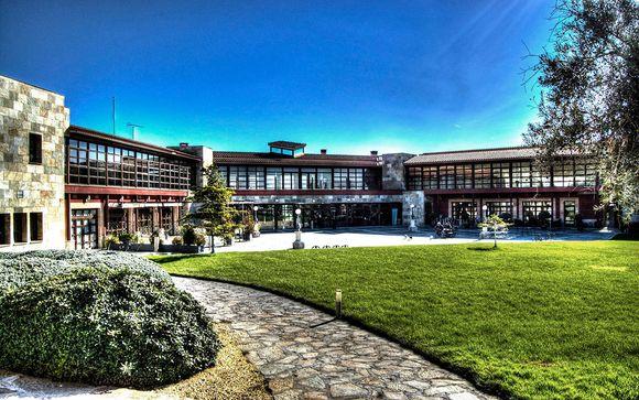 Hotel Hípica & Spa Villa Nazules 4*