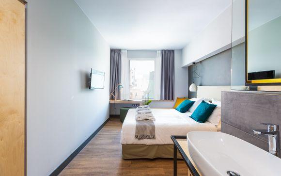 St. Bjur Suites 4*