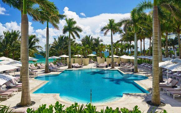 The St. Regis Bal Harbour Resort le abre sus puertas