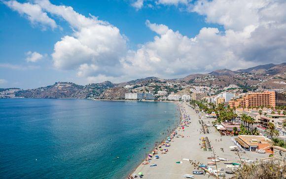 Almuñécar Hotel Victoria Playa 4*