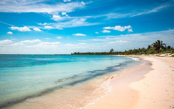 Riviera Maya te espera