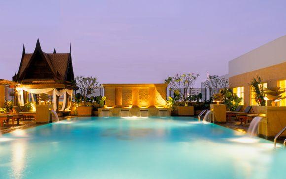 Sukosol Hotel Bangkok 5* (solo con opción 2)