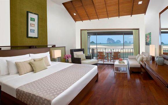 3 o 4 noches en el Anantara Si Kao Resort 5*