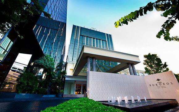 The Sukosol Hotel 5* le abre sus puertas