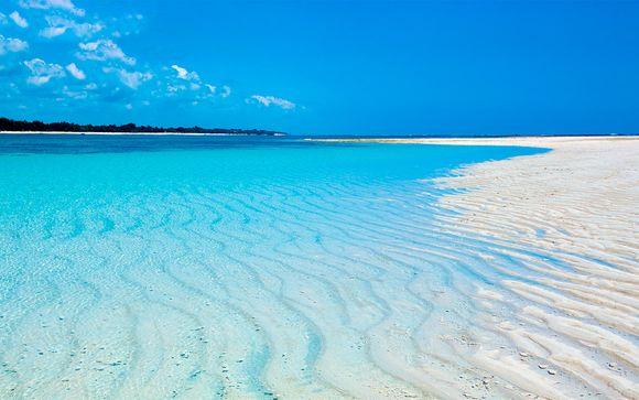 Kilifi Bay Beach Resort 5* con safari