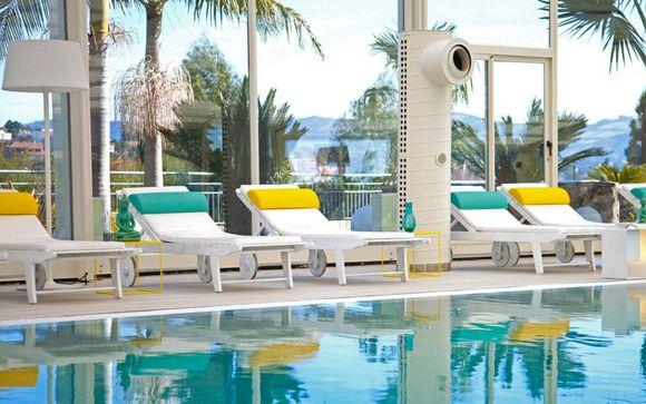 Sanxenxo - Augusta Spa Resort 4* Sup