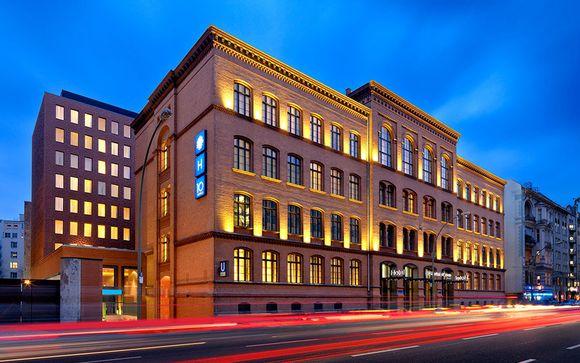 Arquitectura vanguardista con clase en la capital alemana