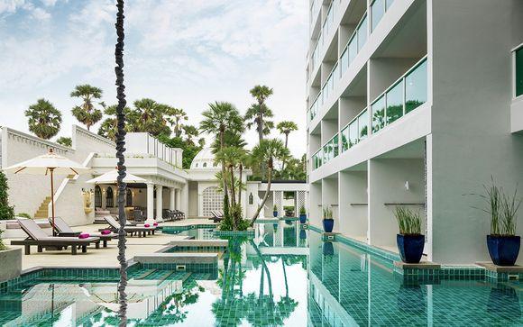 LiT Bangkok 5* y Chanalai Romantica Resort 4*