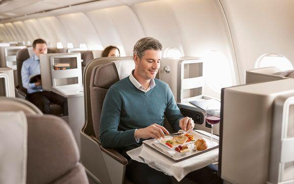 La Business Class de Iberia