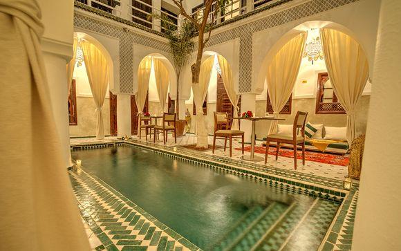 Riad Hotel Du Trésor
