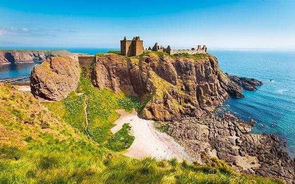 Edimburgo, Highlands e isla de Skye a tu aire