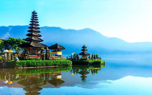 Encantos de Indonesia: Bali y Komodo
