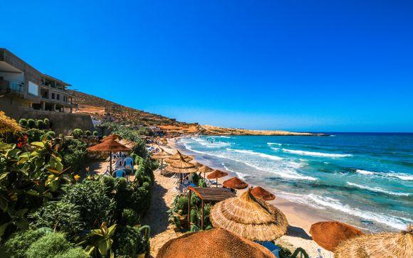 Verano en Túnez con LTI Bellevue Park 5*