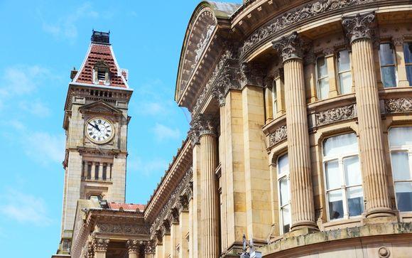 Birmingham te espera